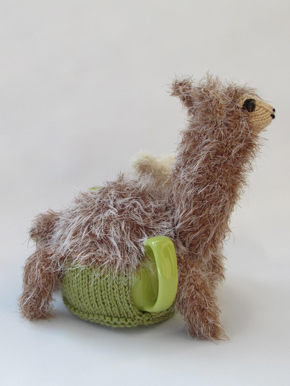 Free Knitting Patterns Baby Alpaca Yarn : Alpaca and Baby tea cosy knitting pattern