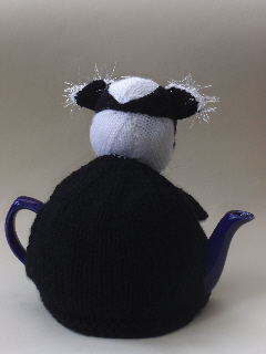 Badger knitting pattern