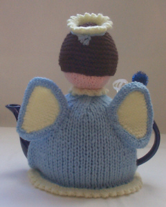 Tea Fairy knitting pattern