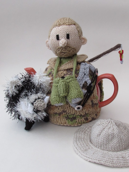 Wild Boar Hunter knitting pattern