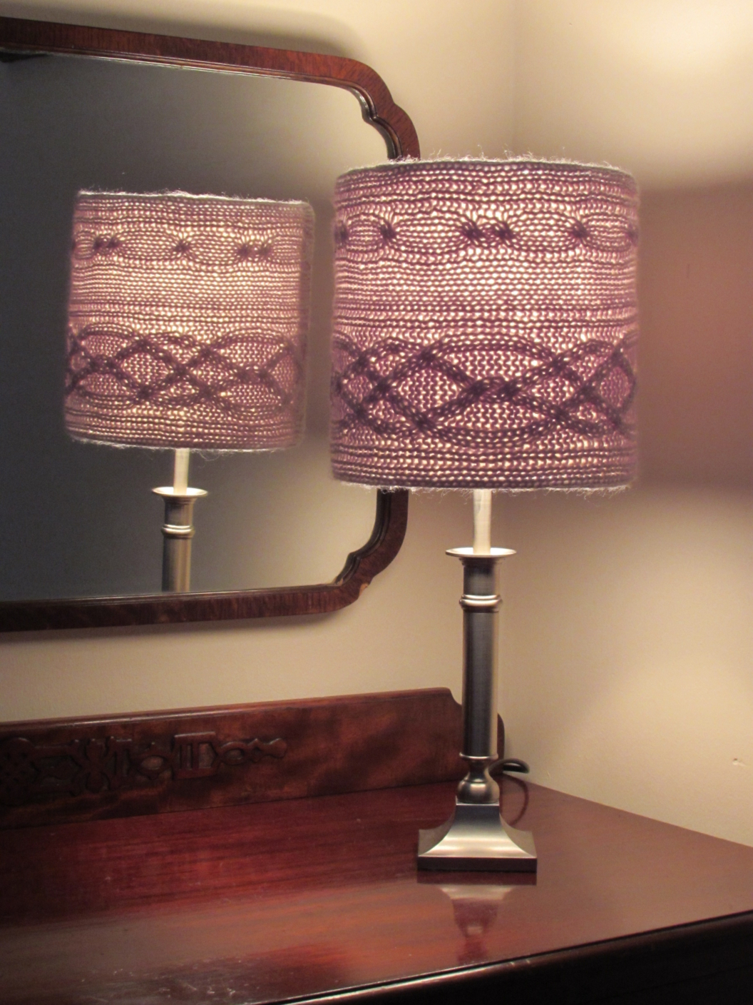 Cablelight Lampshade tea cosy