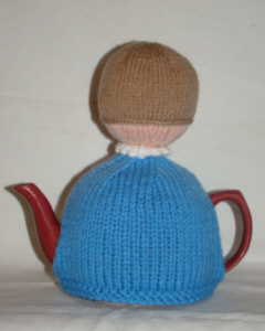 Choir Boy knitting pattern