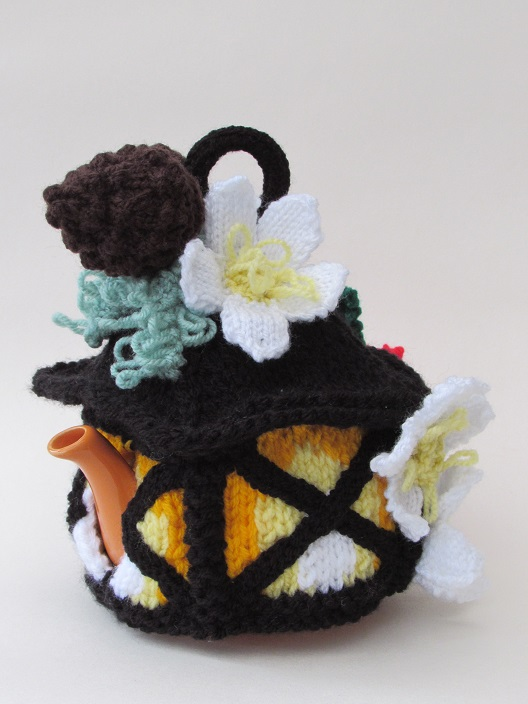 Christmas Tea Cosy Knitting Patterns To Knit Your Own Tea Cosy For
