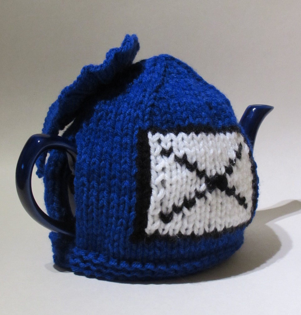 Political Election knitting pattern