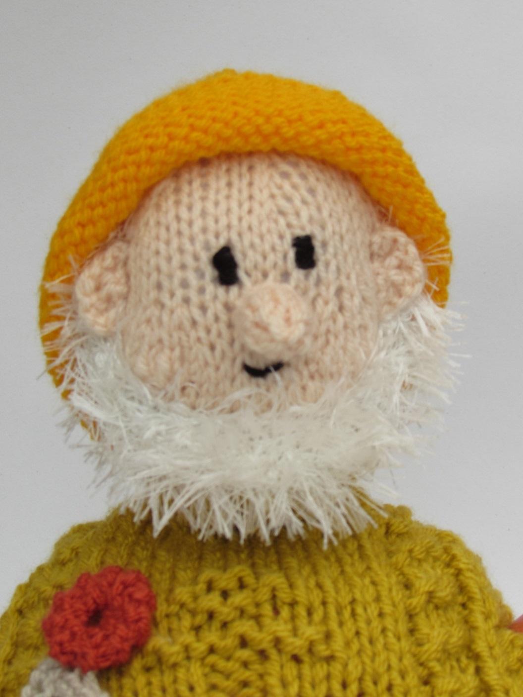 Cornish Fisherman tea cosy knitting pattern