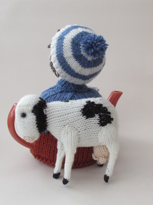 Dairy Farmer knitting pattern