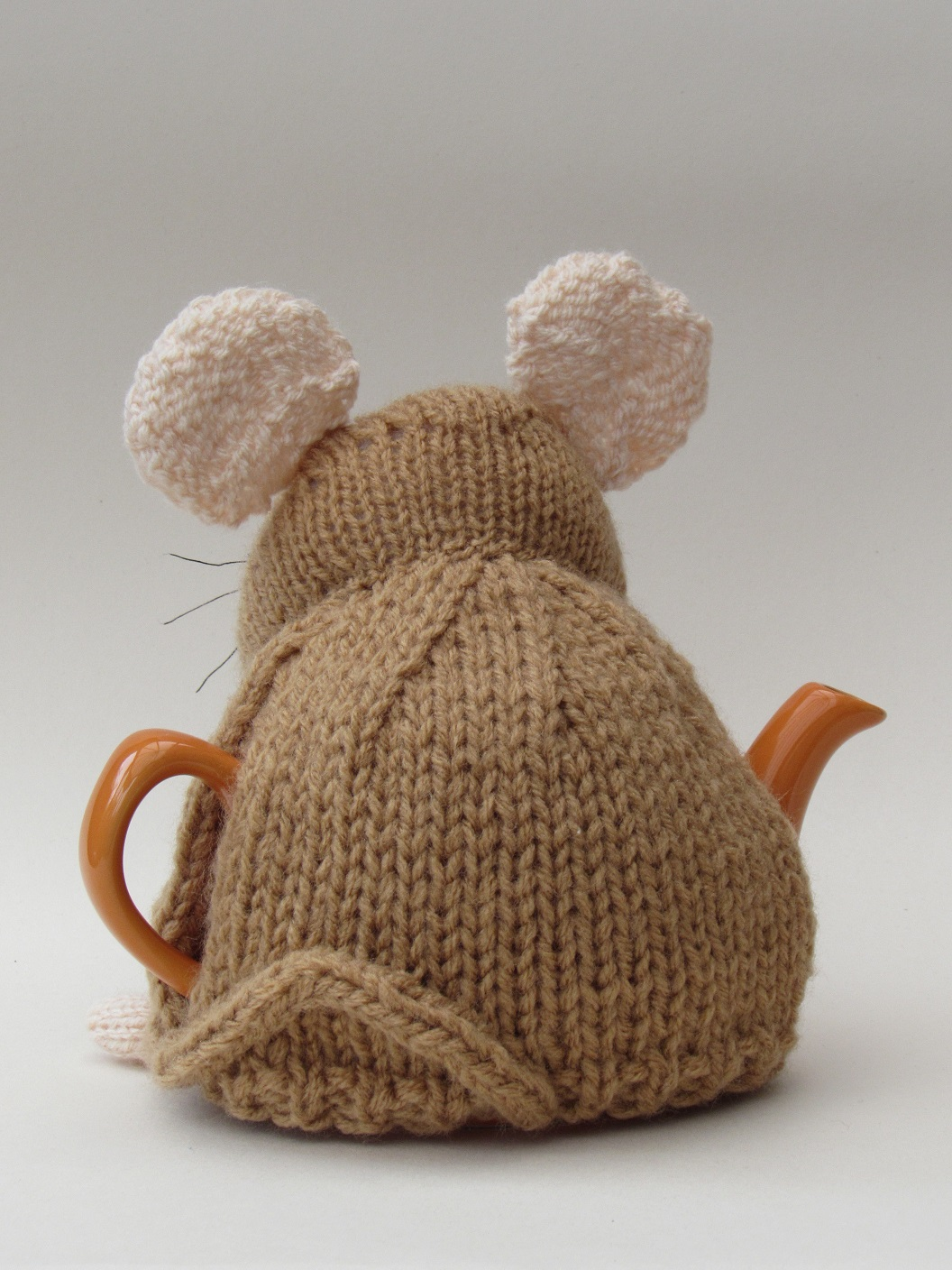 Dormouse knitting pattern