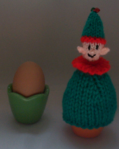 Elf Egg Cosy