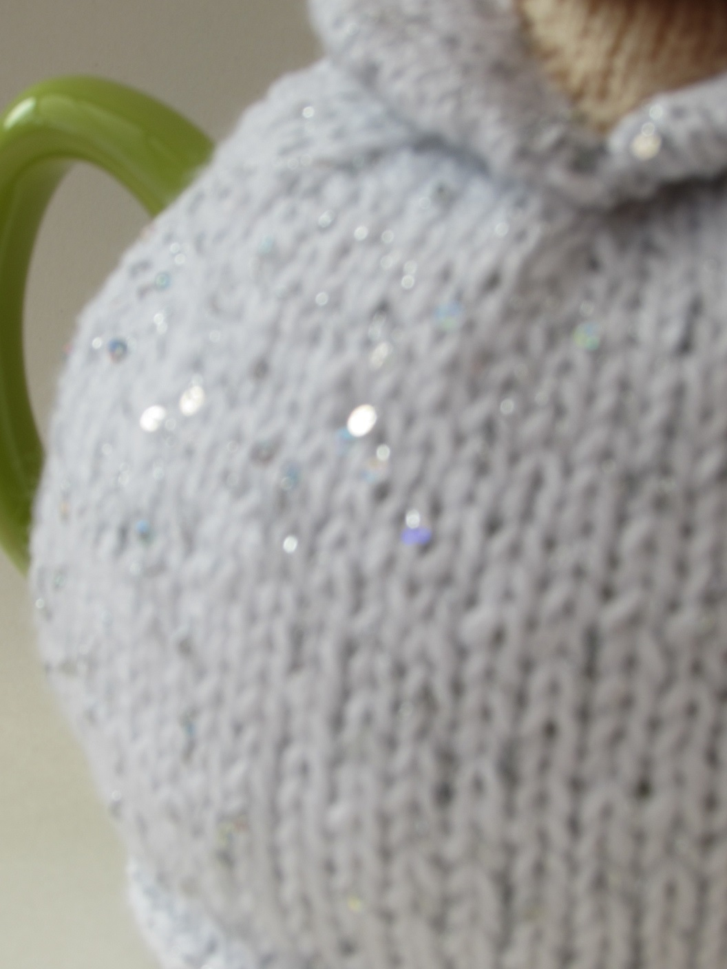 Sparkly Close Up