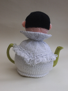 Elvis knitting pattern