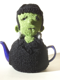 Frankenstein's Monster knitting pattern