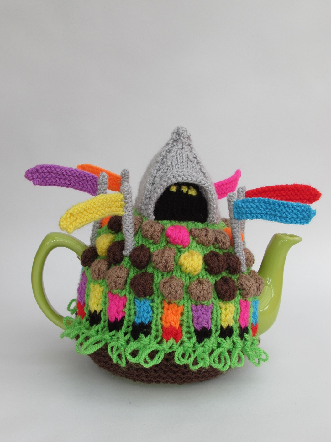 Glastonbury Festival knitting pattern