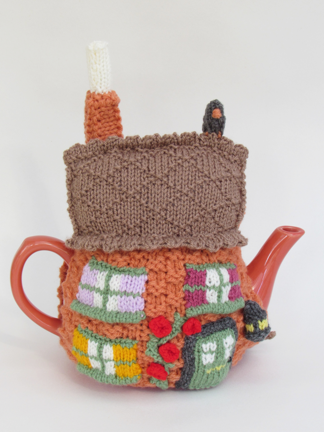 Home Sweet Home tea cosy