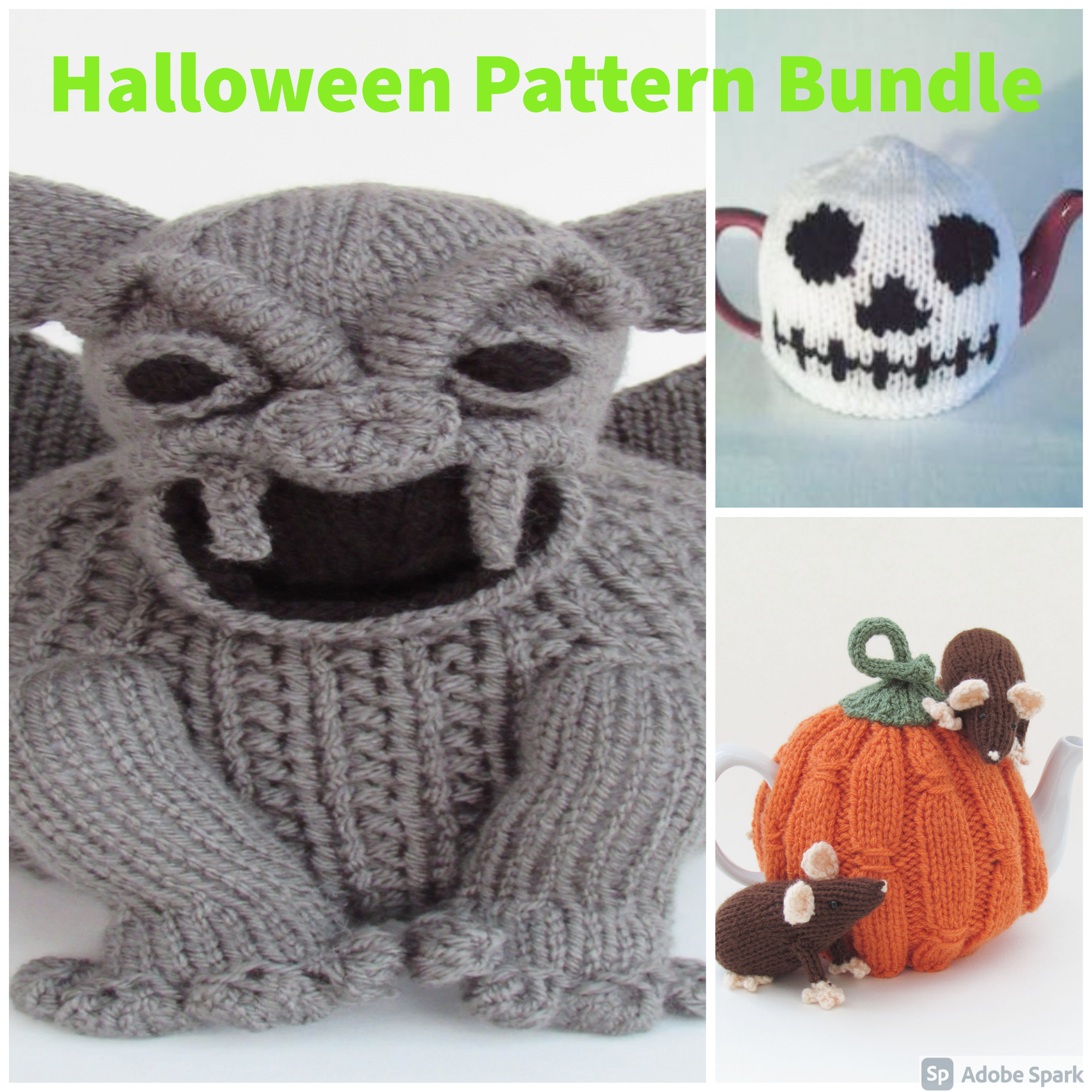 Halloween%20Tea%20Cosy%20Knitting%20Pattern%20Bundle