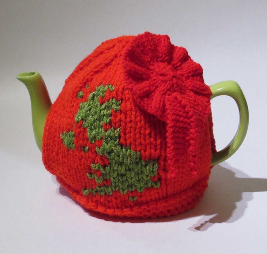 Labour Party Tea Cosy