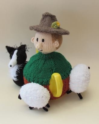 Sheep Farmer knitting pattern