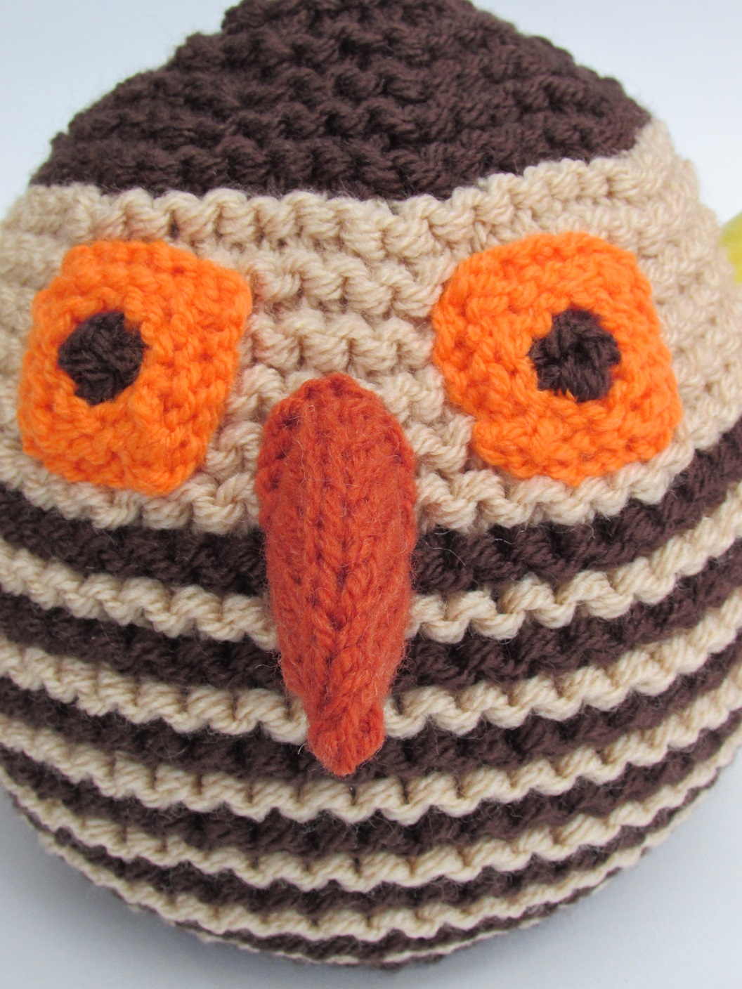 Knitting Pattern For An Owl Tea Cosy : Ernest Owl tea cosy knitting pattern