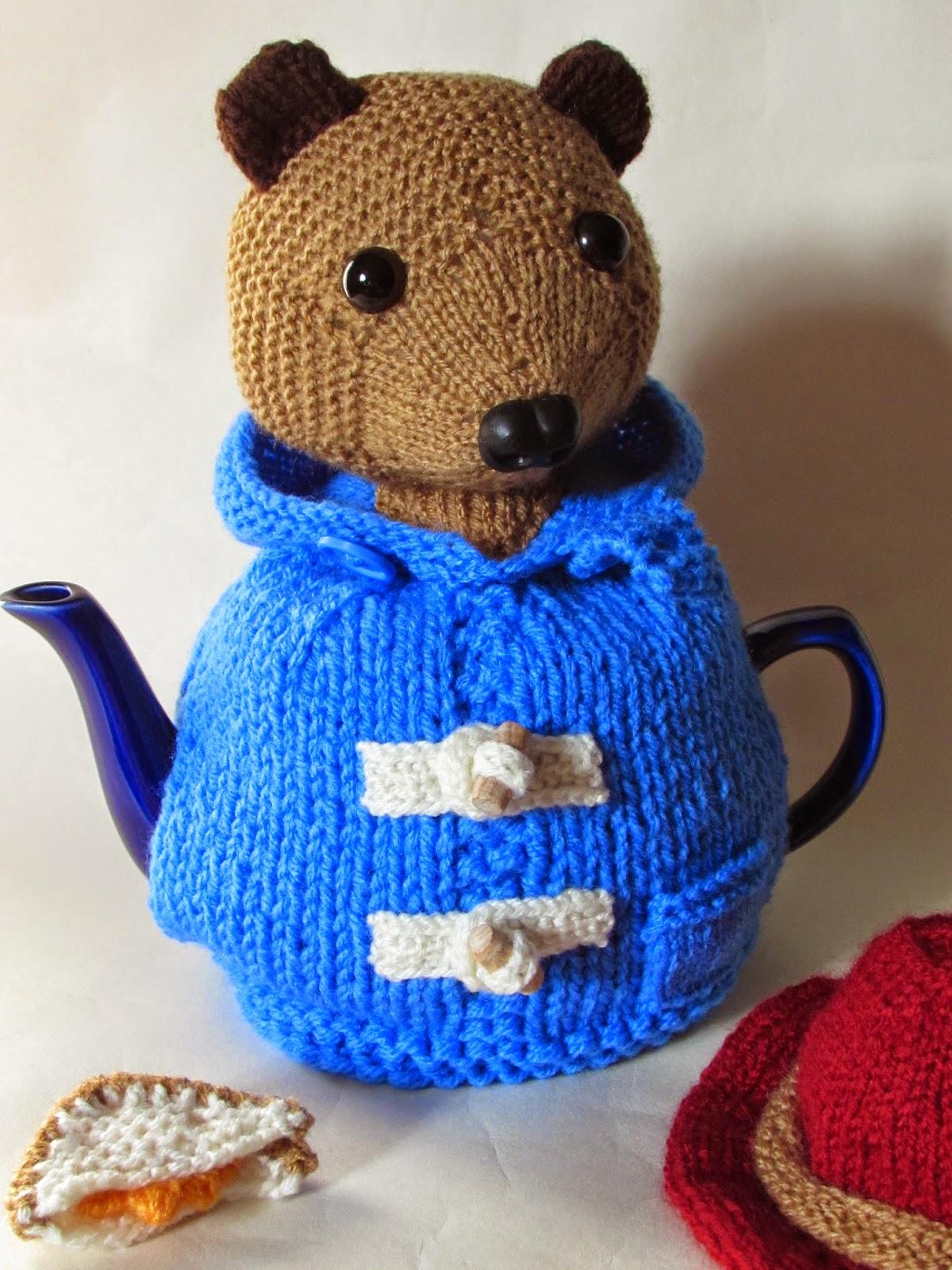 Paddington bear hat crochet pattern manet for paddington bear tea cosy knitting pattern for sale from bankloansurffo Gallery