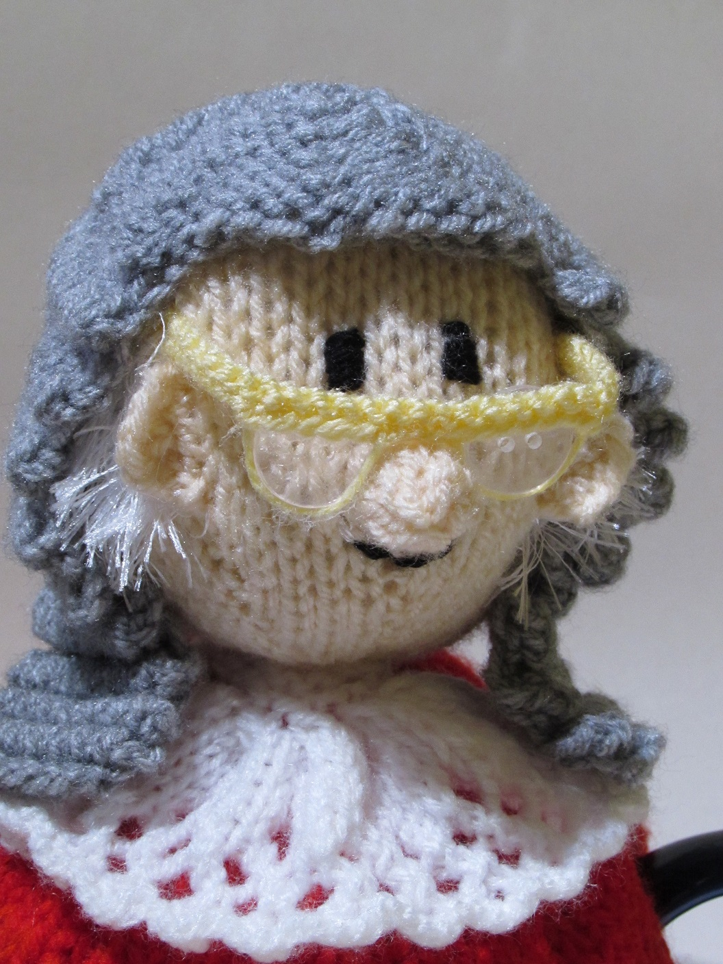 Judge knitting pattern