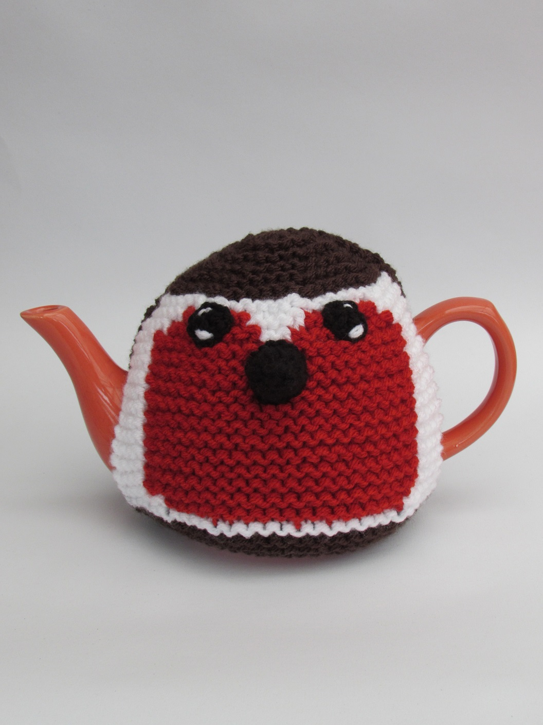 Robin Red Brest tea cosy