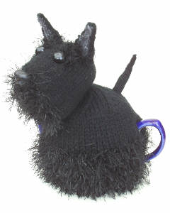 Scottie Dog  knitting pattern