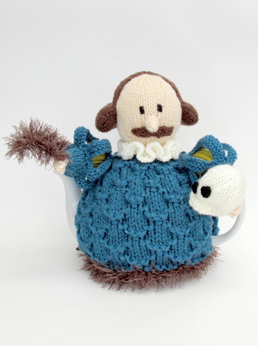 Historical Places and People From History Tea Cosies