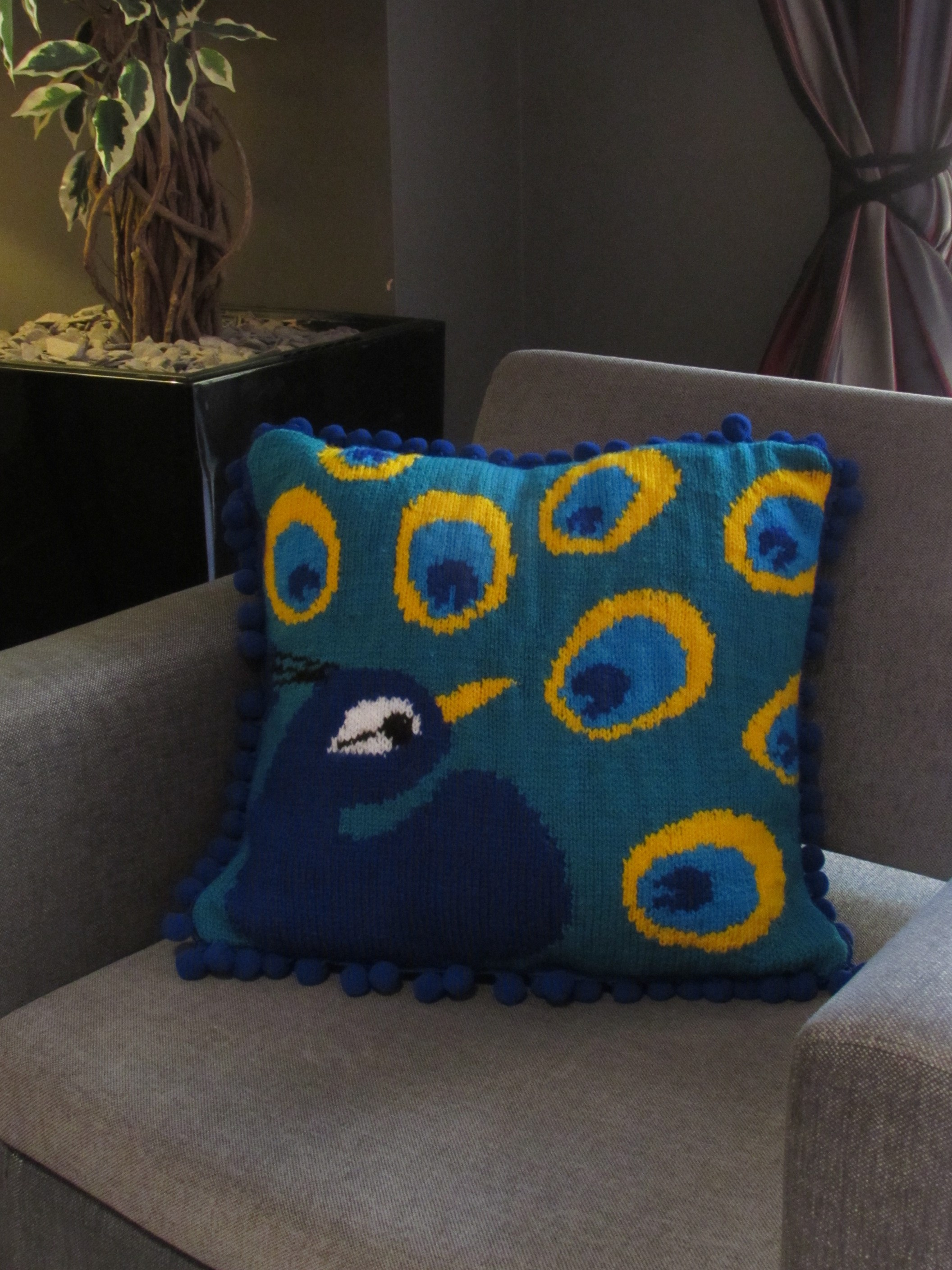 True%20Colours%20Peacock%20Cushion