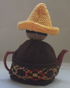 Sleepy Mexican knitting pattern