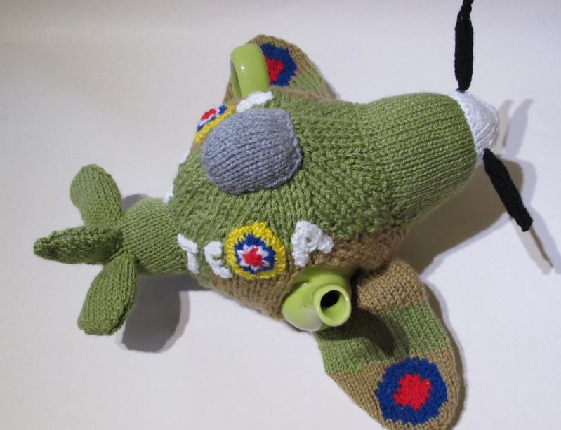 Spitfire knitting pattern