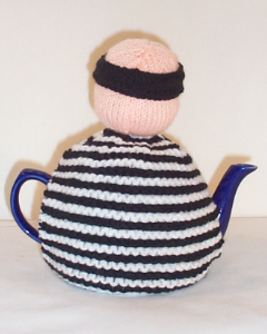 Tealeaf knitting pattern