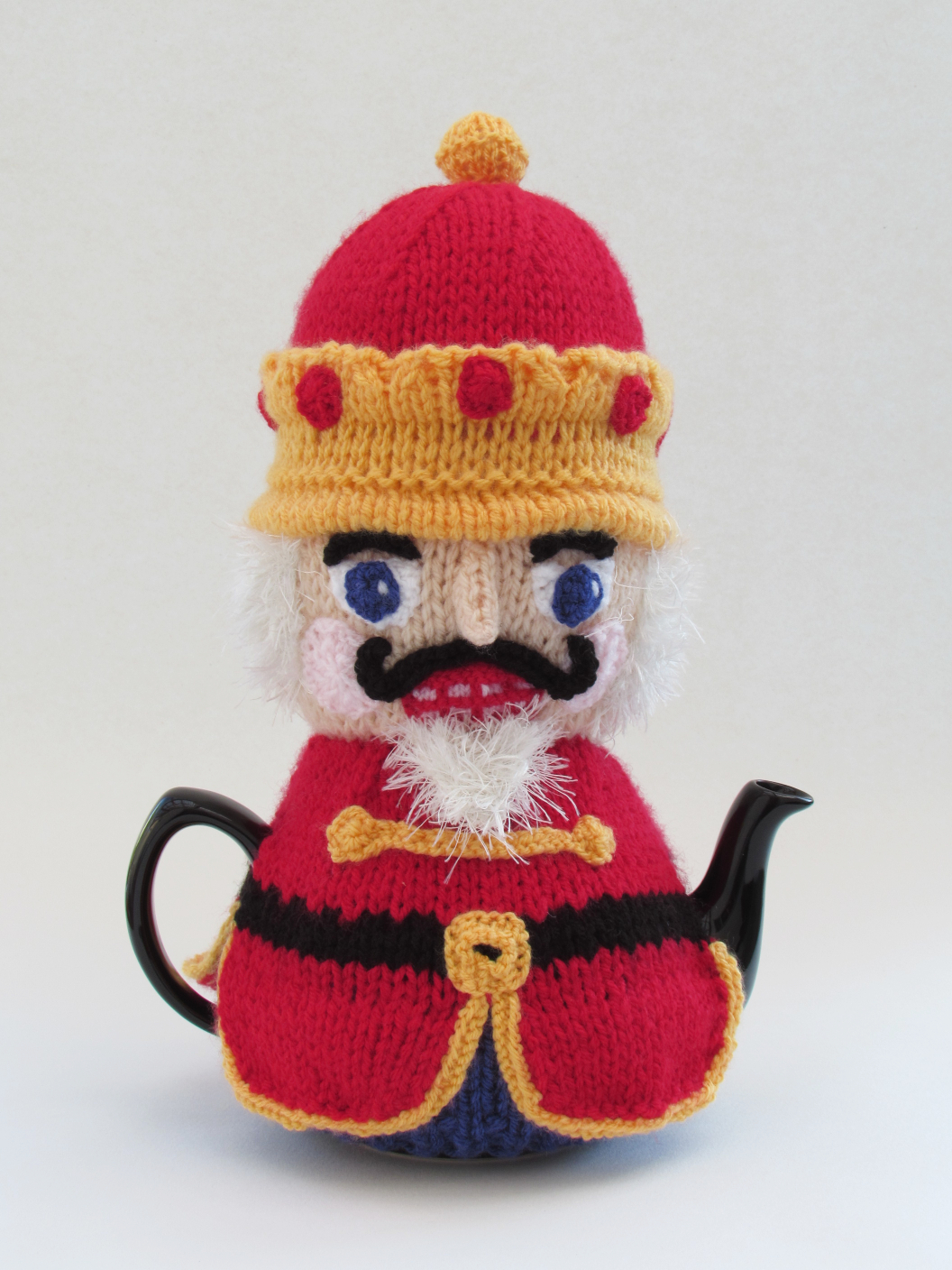 The Nutcracker tea cosy