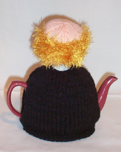 Vicar knitting pattern