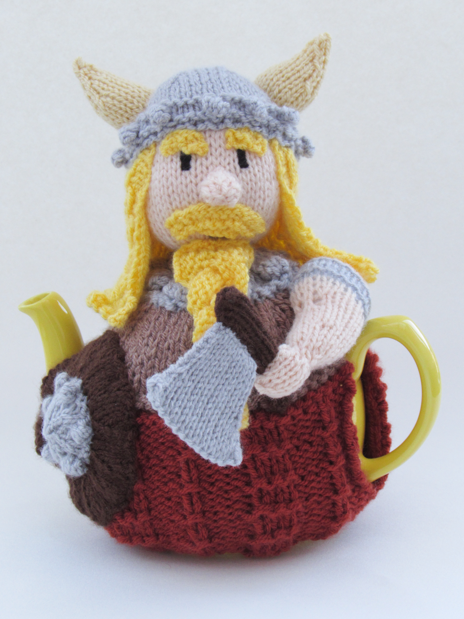 Viking tea cosy