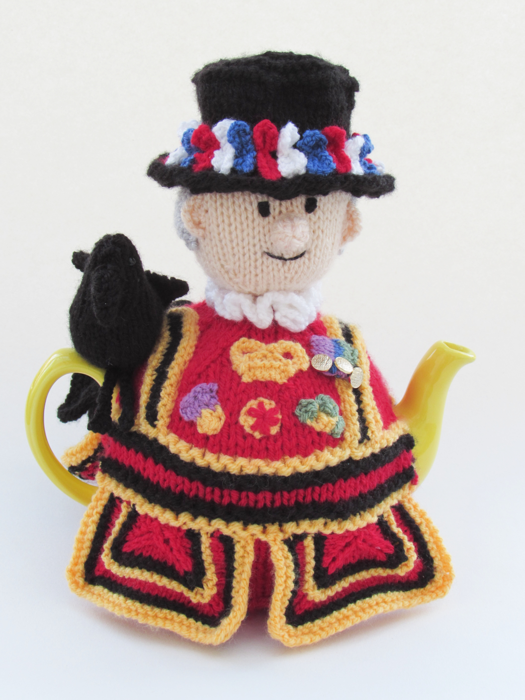 Beefeater  tea cosy