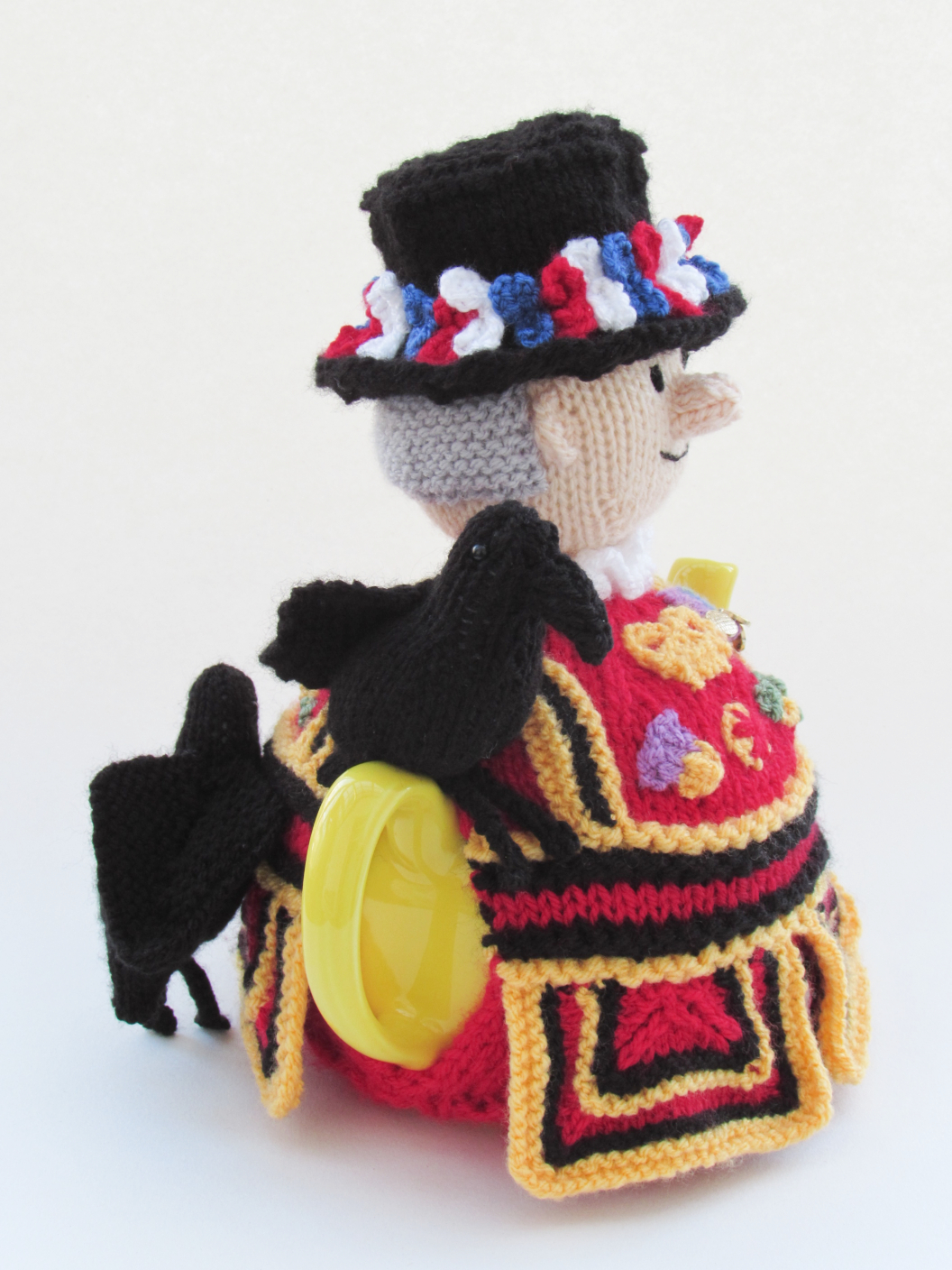 Beefeater  knitting pattern